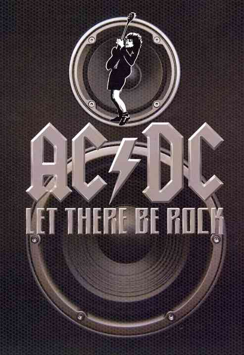 AC/DC:LET THERE BE ROCK BY AC/DC (DVD)