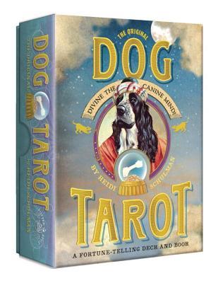 The Original Dog Tarot By Schulman, Heidi